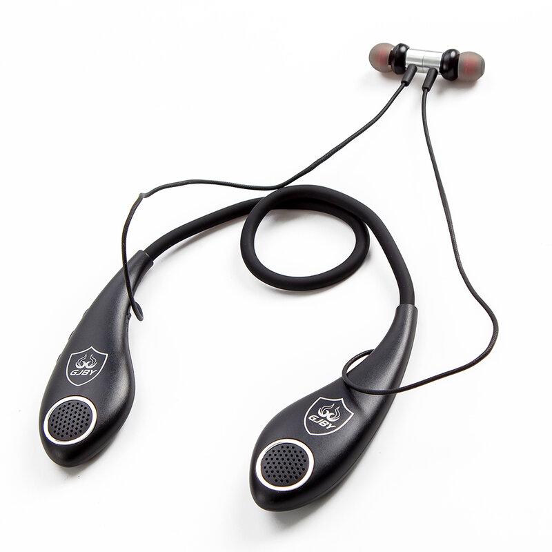 Casti in-ear wireless Gjby, TWS earbuds, gaming, sport, Bluetooth, negru, CA-129