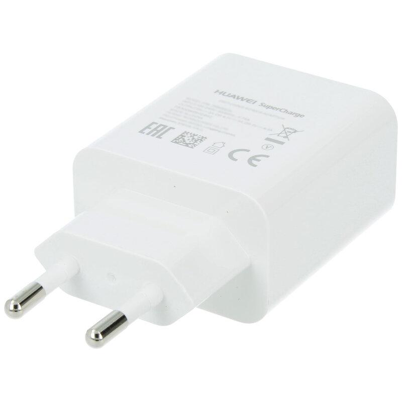 Incarcator priza original Huawei, 4A, 40W, alb, bulk, HW-100400E01
