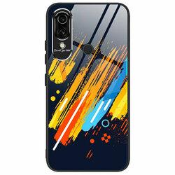 Husa Samsung Galaxy A30 Multicolora Din Sticla Securizata - Model 5