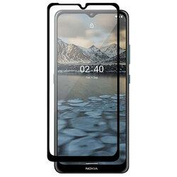 Folie Sticla Nokia 2.4 Dux Ducis Tempered Glass - Negru