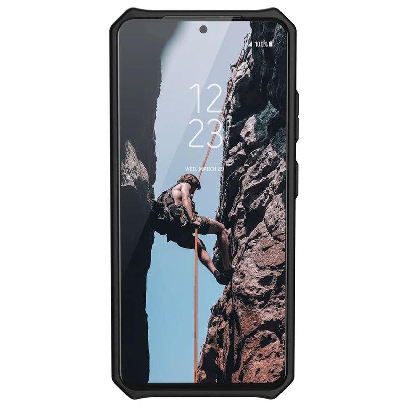 Husa Samsung Galaxy S21 Ultra 5G UAG Monarch Series - Black