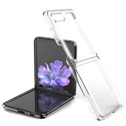 Husa Samsung Galaxy Z Flip GKK Phantom 360 Full Cover - Clear