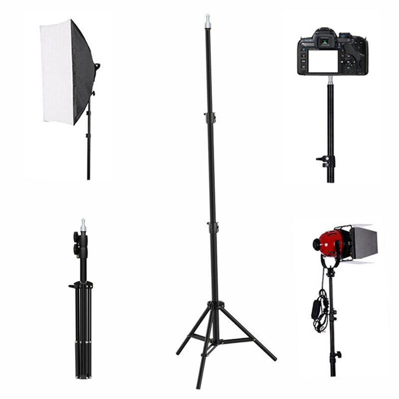 Trepied universal Baseus, GoPro, gimbal, DSLR, ring light, negru, SUYT-C01