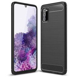 Husa Samsung Galaxy A02s TPU Carbon - Negru