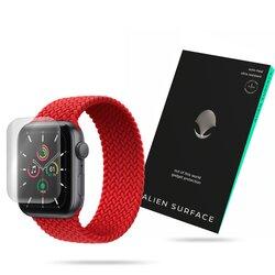 [Pachet 3x] Folie Regenerabila Apple Watch 6 44mm Alien Surface - Clear