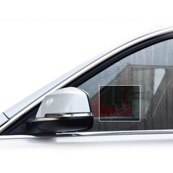 [Pachet 2x] Folie Geamuri Auto Anticondens Universala Techsuit, 150 x 200mm