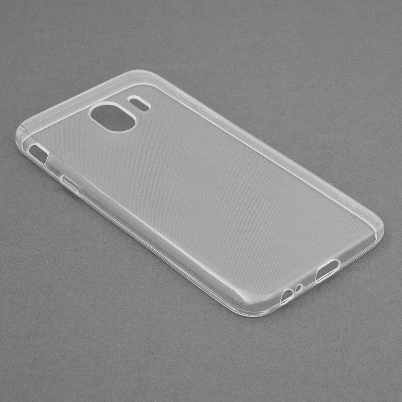 Husa Samsung Galaxy J4 2018 TPU UltraSlim Transparent