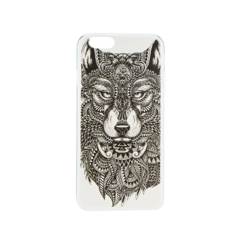 Husa  Huawei P8 Lite TPU Forcell Art Style 9 v.2