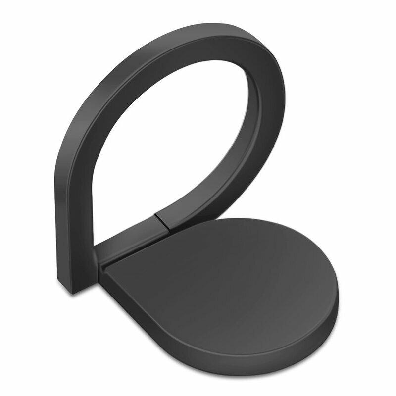 Suport Telefon/Tableta Water-Drop Ring - Black
