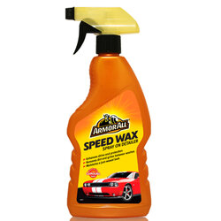 Ceara auto lichida Armor All Speed Wax, spray pentru detailing auto, 500ml