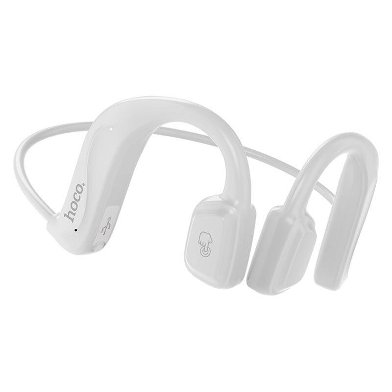 Casti wireless Hoco ES50, TWS earbuds, Bluetooth, microfon, gri