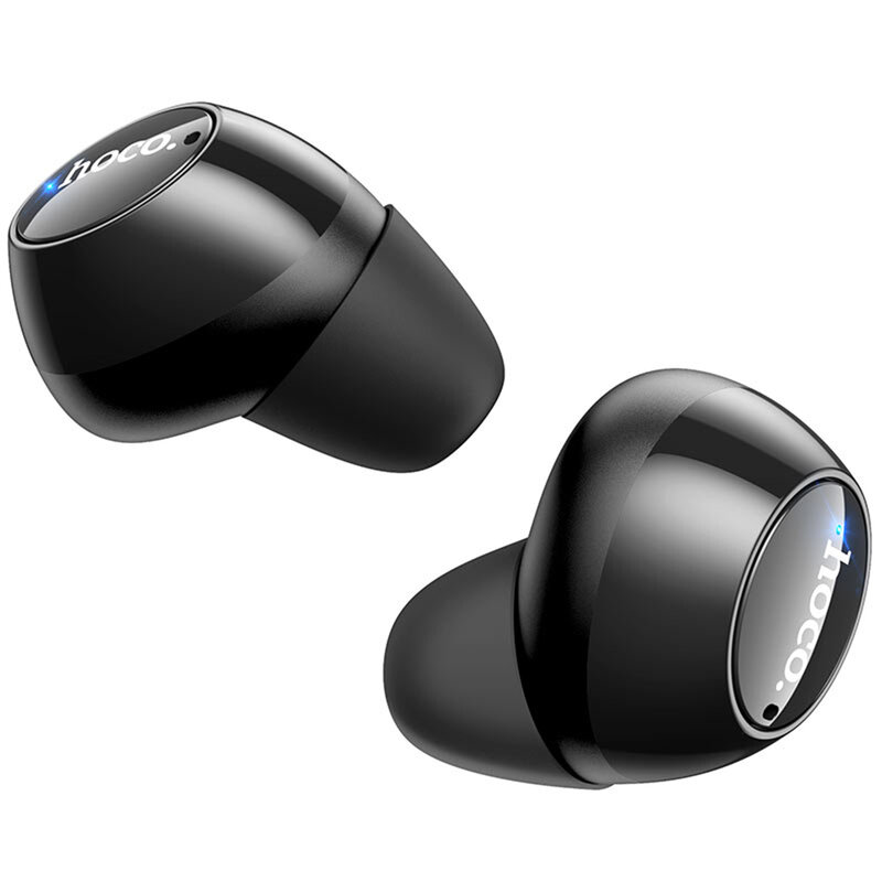 Casti wireless Hoco ES52, TWS earbuds, bluetooth, negru