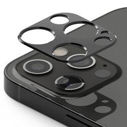 Folie Obiectiv iPhone 12 Pro Ringke Camera Styling Din Otel Inoxidabil - Gri