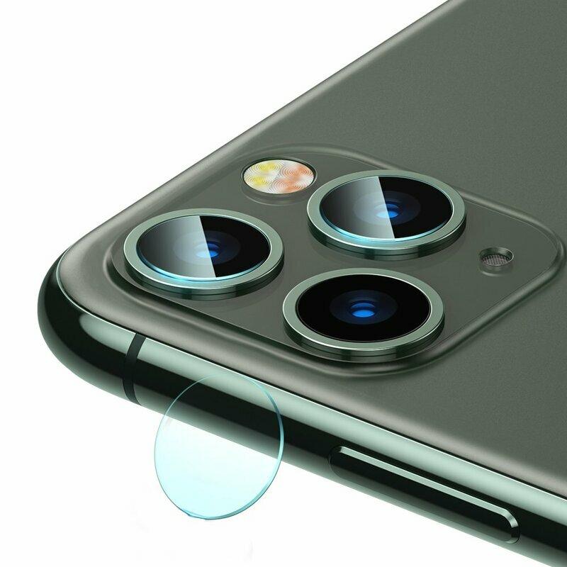 Folie Camera iPhone 11 Pro Mocolo Back Lens 9H - Clear