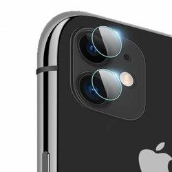 [Pachet 2x] Folie Sticla Camera iPhone 11 Baseus Gem Lens - SGAPIPH61S-JT02 - Clear