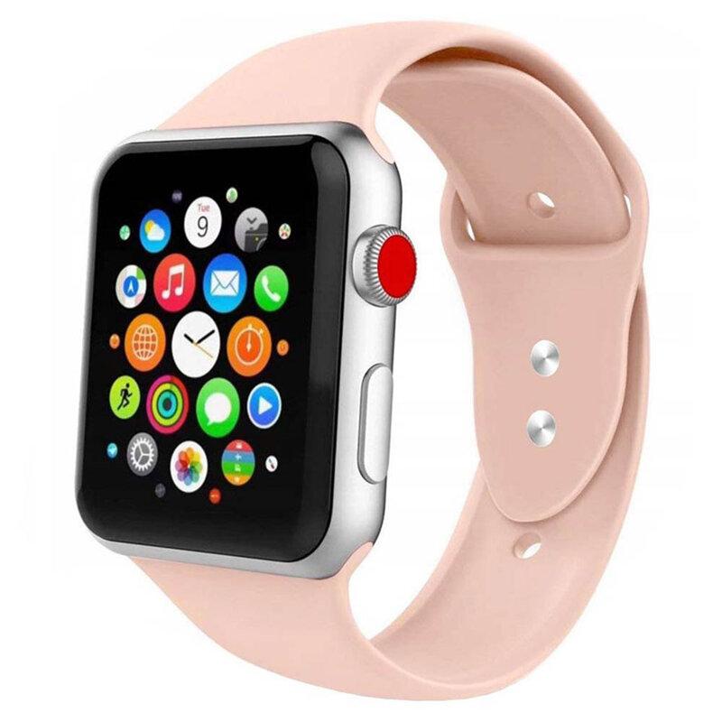 Curea Apple Watch 6 40mm Tech-Protect Iconband - Roz