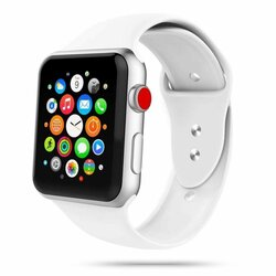 Curea Apple Watch 1 42mm Tech-Protect Iconband - Alb