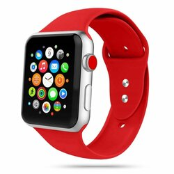Curea Apple Watch 1 42mm Tech-Protect Iconband - Rosu