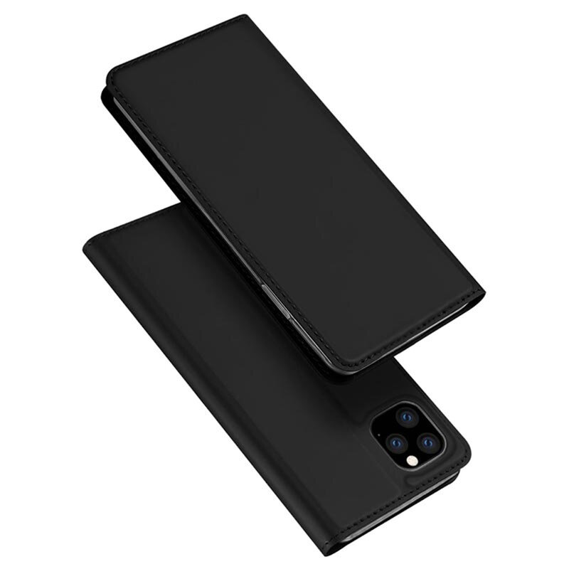 Husa iPhone 11 Pro Max Dux Ducis Skin Pro - Negru