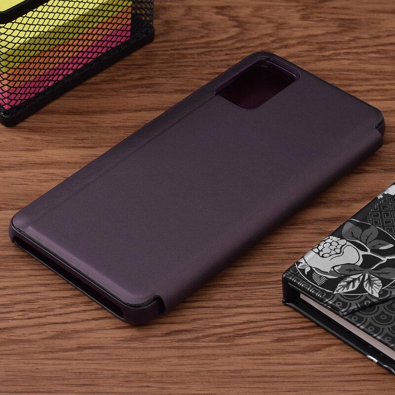 Husa Samsung Galaxy S20 Plus 5G Flip Standing Cover - Purple
