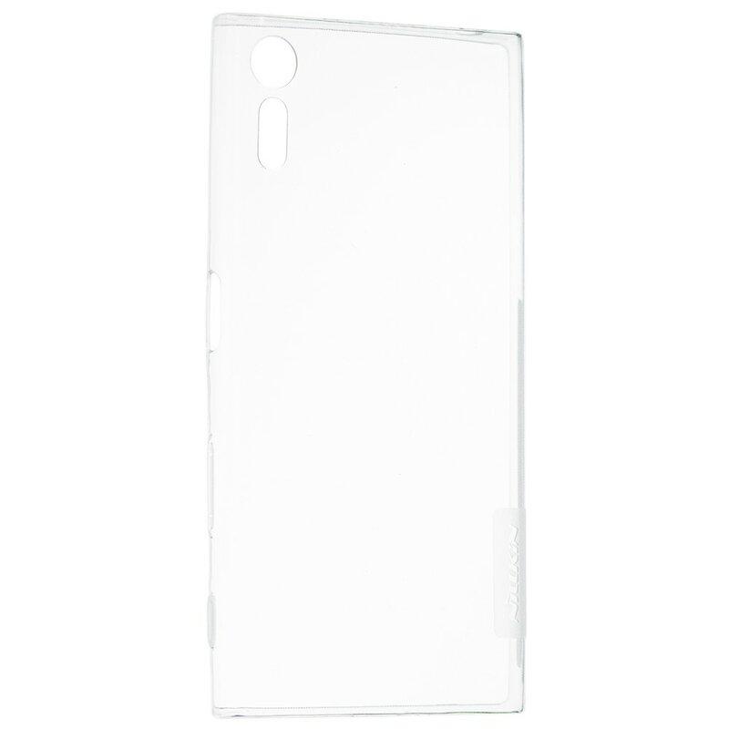 Husa iPhone SE 2, SE 2020 Nillkin Nature TPU - Clear