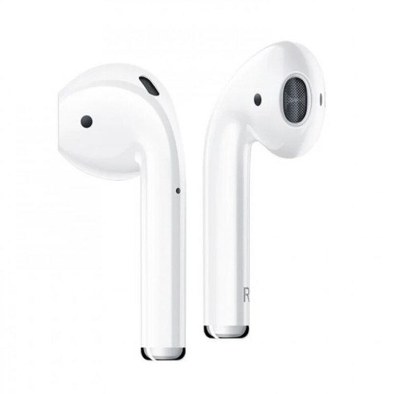 Casti wireless USAMS, earbuds, Bluetooth, alb, BHUYA01