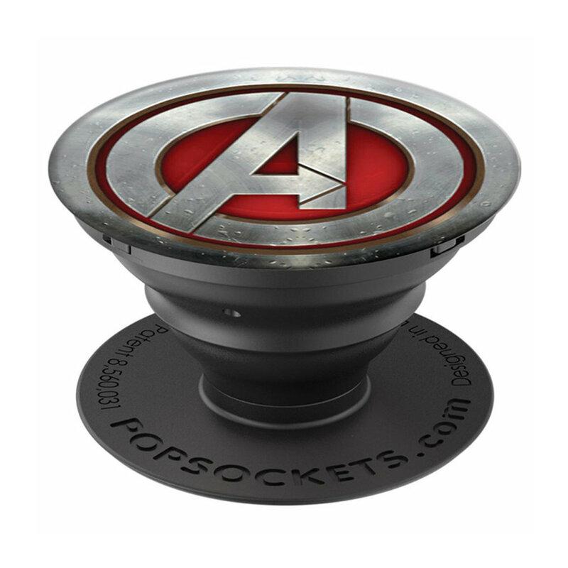 Popsockets Original, Suport Cu Functii Multiple, Basic Avengers