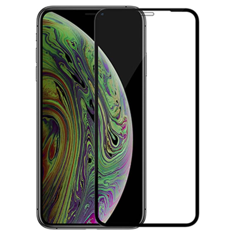 Folie sticla iPhone XS Nillkin Amazing CP+PRO, Negru