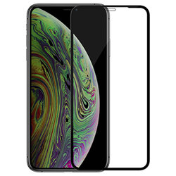 Folie sticla iPhone XS Max Nillkin Amazing CP+PRO, Negru
