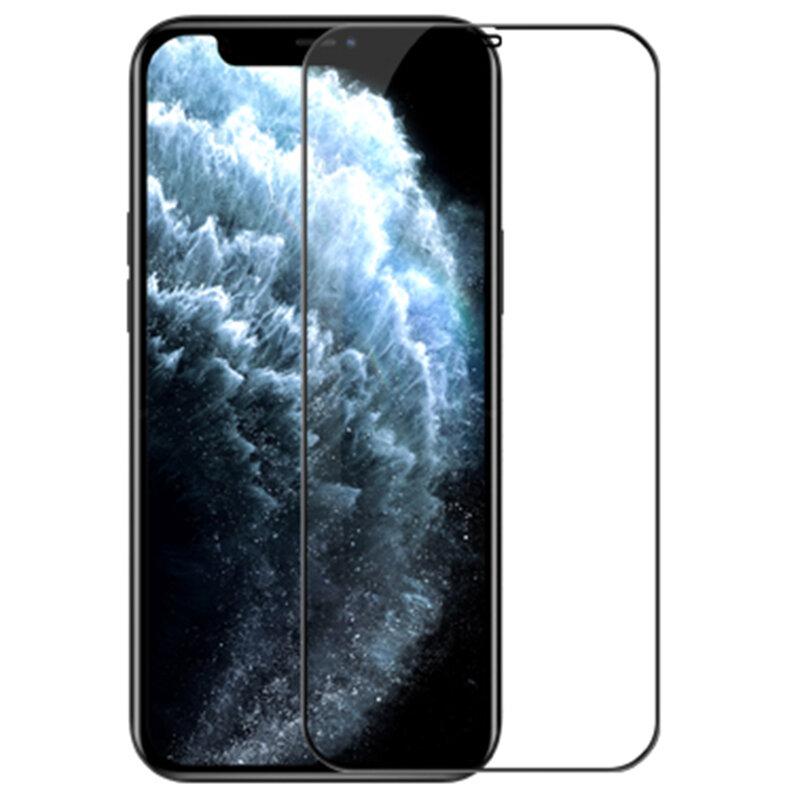 Folie sticla iPhone 12 Nillkin Amazing CP+PRO, Negru