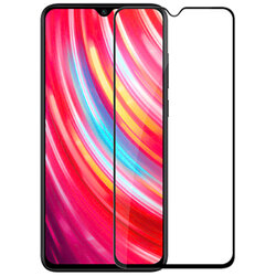 Folie sticla Xiaomi Redmi Note 8 Pro Nillkin Amazing CP+PRO, Negru