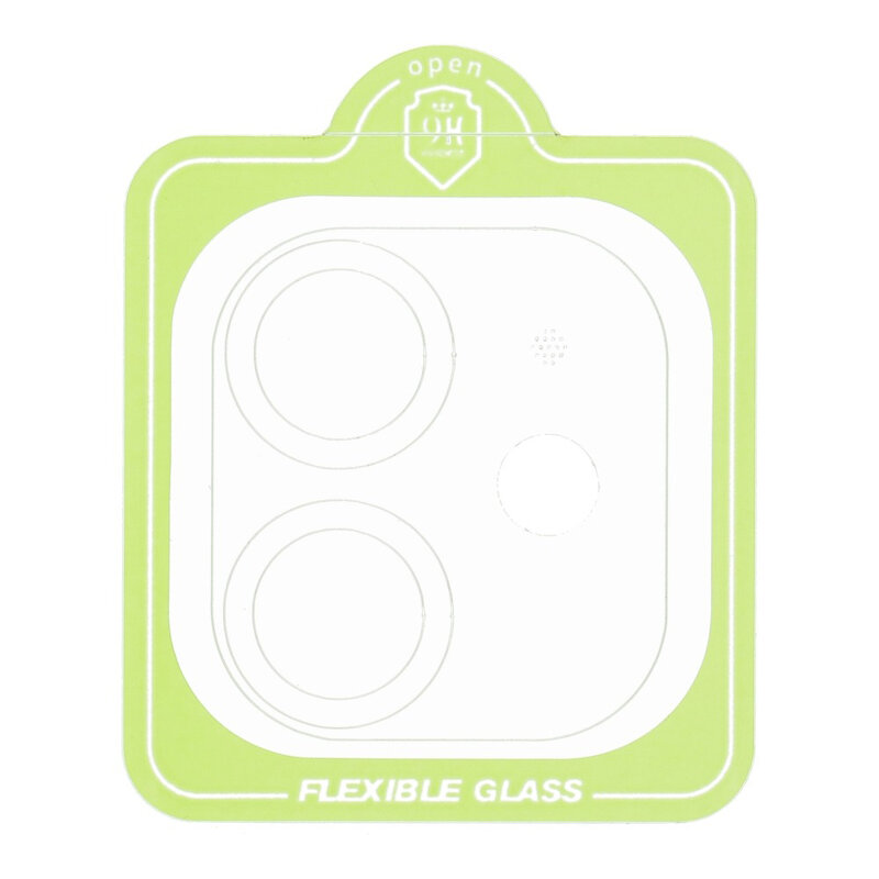 Folie Camera iPhone 12 mini Bestsuit Lens Film 9H - Clear