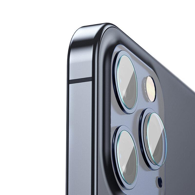 Folie Camera iPhone 12 Pro Max Bestsuit Lens Film 9H - Clear