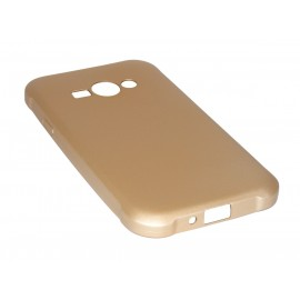 Husa Samsung Galaxy J1 Ace SM-J110 X-Level Guardian Full Back Cover - Gold