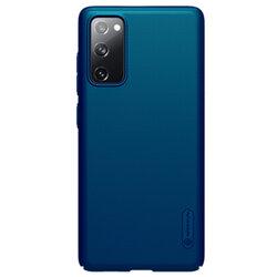 Husa Samsung Galaxy S20 FE Nillkin Super Frosted Shield - Blue