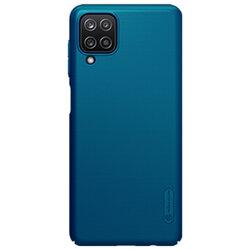 Husa Samsung Galaxy A12 Nillkin Super Frosted Shield - Blue