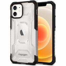 Husa iPhone 12 Spigen Nitro Force, negru