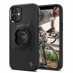 Husa Suport Bicicleta iPhone 12 Spigen Gearlock Bike Mount Case GCF132 - Black