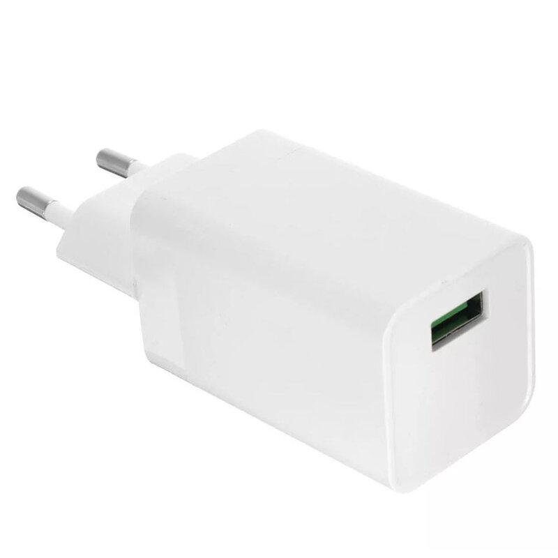 Incarcator priza Oppo original VOOC Flash Charge, 4A, alb, AK779GB