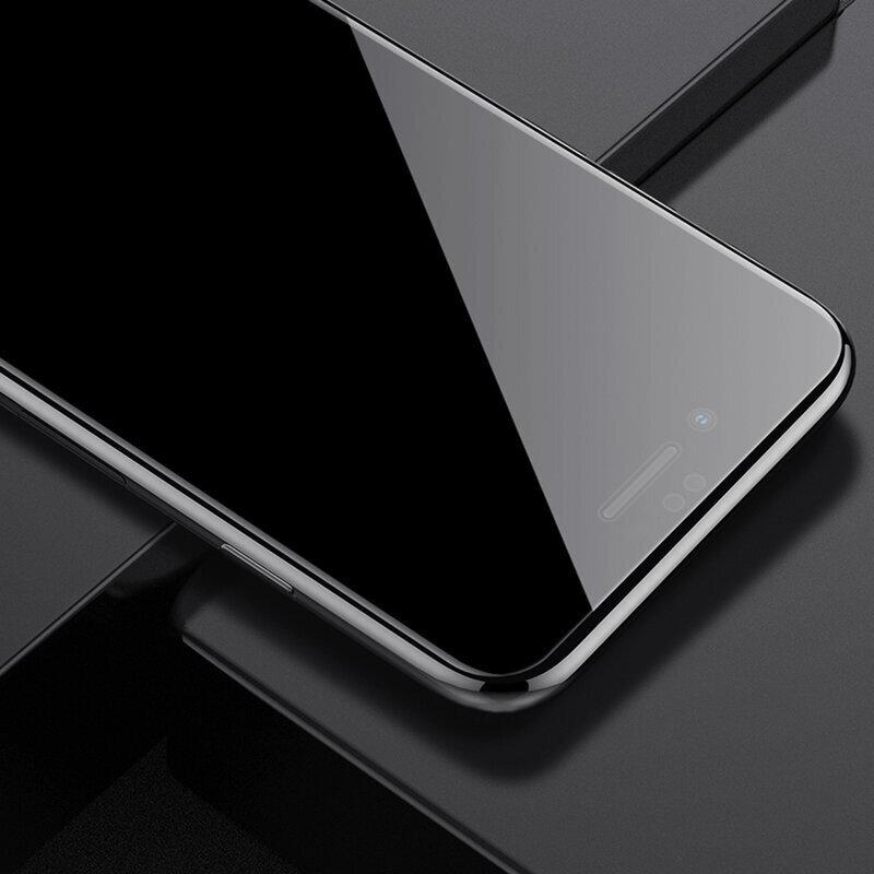 Folie sticla iPhone 8 Plus Nillkin Amazing CP+PRO, Negru