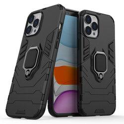 Husa iPhone 12 Pro Max Techsuit Silicone Shield, Negru