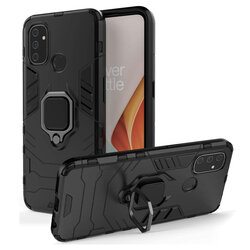 Husa OnePlus Nord N100 Techsuit Silicone Shield, Negru