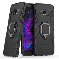 Husa Samsung Galaxy S8 Techsuit Silicone Shield, Negru