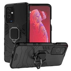 Husa OnePlus 9 Pro Techsuit Silicone Shield, Negru