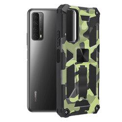 Husa Huawei P Smart 2021 Techsuit Blazor, Camuflaj