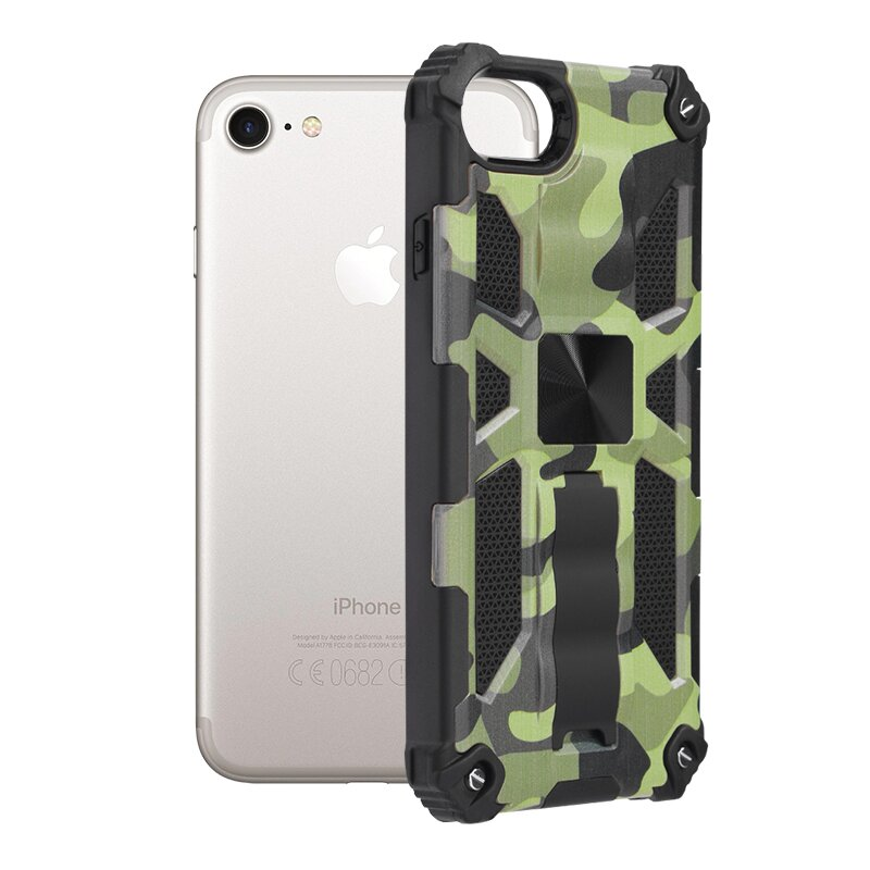 Husa iPhone 7 Techsuit Blazor, Camuflaj