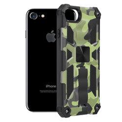 Husa iPhone SE 2, SE 2020 Techsuit Blazor, Camuflaj