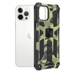 Husa iPhone 12 Pro Techsuit Blazor, Camuflaj