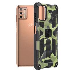 Husa Motorola Moto G9 Plus Techsuit Blazor, Camuflaj