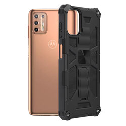 Husa Motorola Moto G9 Plus Techsuit Blazor, Negru